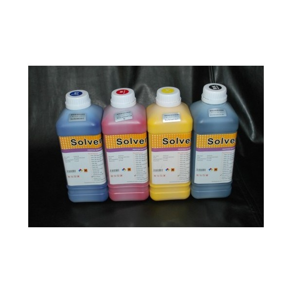 Eco Solvent printhead ink...