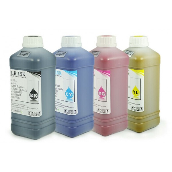 Ink 4 Colors-Set Cartridge...