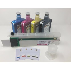 eco solvent Ink + cartridge...
